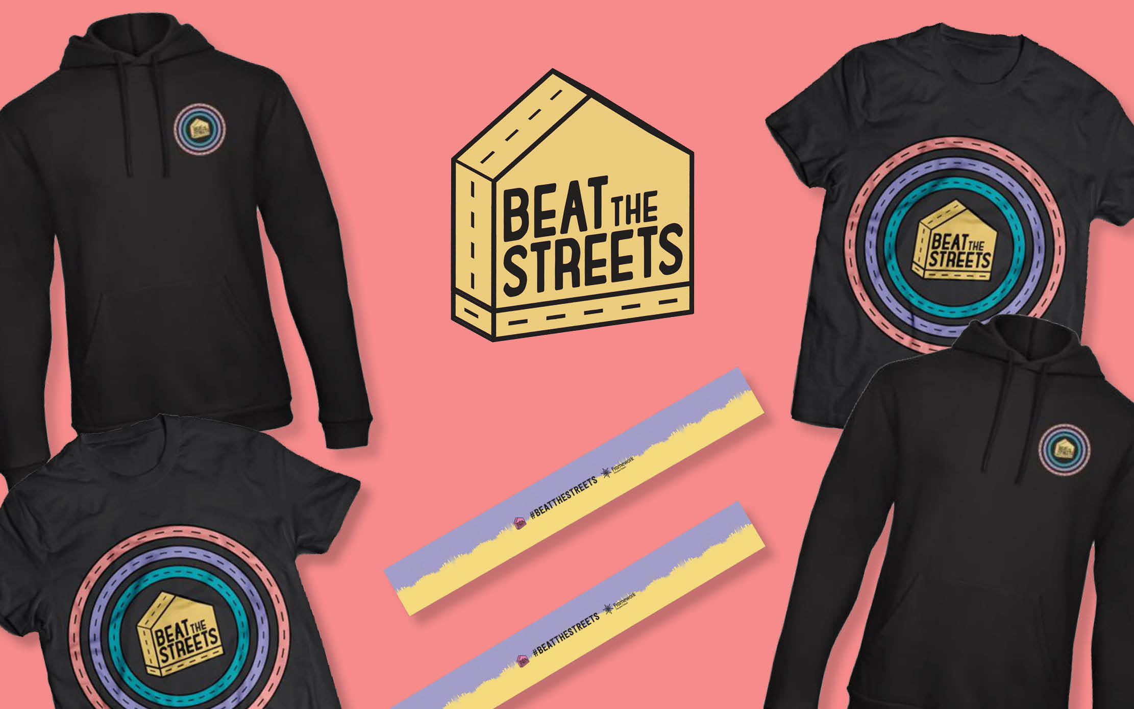 National Merchandise Returns to Beat The Streets