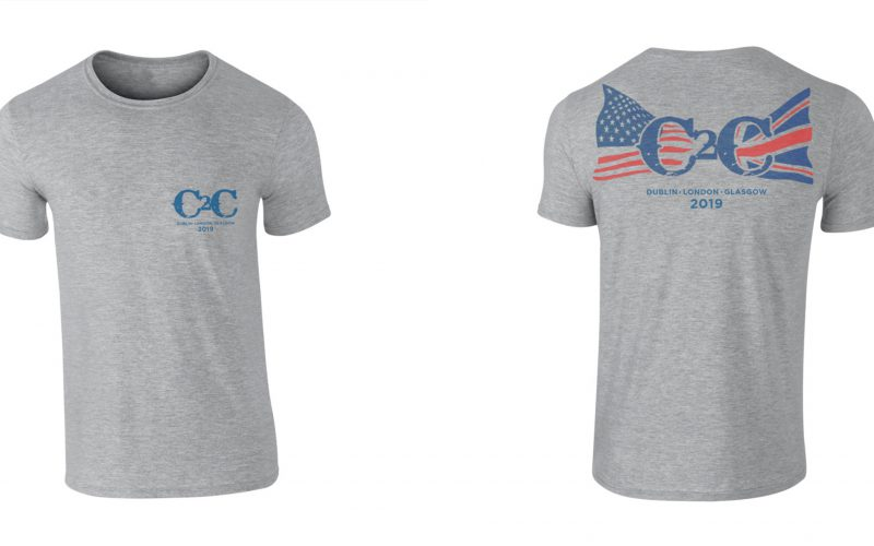 Country To Country 2019 merchandise